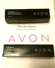 Lot of 2 ~ Avon Nail Experts Instant Gel Cuticle Remover Manicure Nails Cuticles