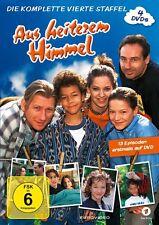 4 DVDs * AUS HEITEREM HIMMEL - DIE KOMPLETTE STAFFEL 4 # NEU OVP %