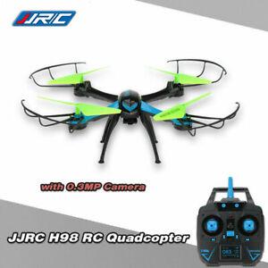 JJR/C H98 2.4G 4CH 6-Axis Gyro RC Quadcopter 3D Flip Auto-Return CF Mode Fu T8M9