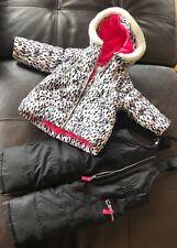 The Carter's Infant Lil Snuggler Snow Suit Infant 12M Girl