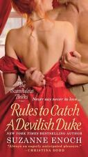 Rules to Catch a Devilish Duke 3 by Suzanne Enoch (2012 Paperback)