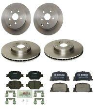 For Scion tC 05-10/10 Brake Kit Front+Rear Brembo Brake Rotors w/ Bosch Pad Sets
