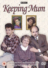 DVD:THE COMPLETE KEEPING MUM - SERIES ONE AND TWO - NEW Region 2 UK