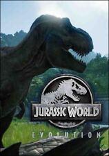 Jurassic World Evolution Global Free PC KEY
