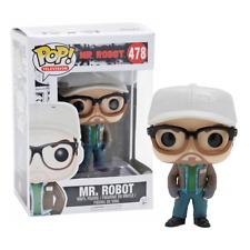 New Mr. Robot Pop Vinyl Figure #478 Funko Official