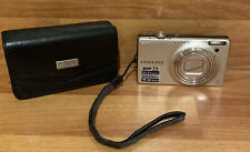 Nikon Coolpix S6000 14.2MP Digital Camera w/7x Zoom Silver with Nikon Case