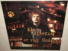 Live at the Bedford by Ed Sheeran Vinyl LP 2015 Atlantic 5498551 Gingerbread Man