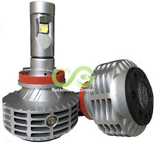 CG Auto H11 H8 H9 LED Headlight Kit 60w CREE 6000K Ice White Bulb (1 Pair)