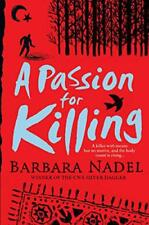 A Passion for Killing by Barbara Nadel   Paperback Book   9780755321346   NEW