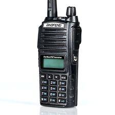 BAOFENG GENUINE UV-82HP UHF/VHF 7-Watt Radio NIB with Warranty Ships from U.S.A.