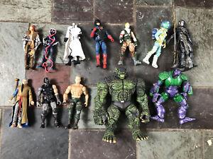 Marvel Legends loose figure lot for customs and fodder. Look!