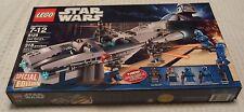 LEGO STAR WAR Cad Bane's Speeder Set 8128 New Blue Senate Commando Minifigs