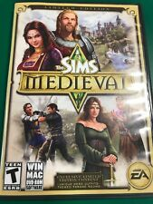 The Sims Medieval - COMPLETE -Windows/Mac - VG CONDITION