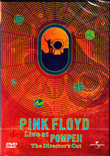 PINK FLOYD live at pompeii DVD Video NEU OVP/ Sealed