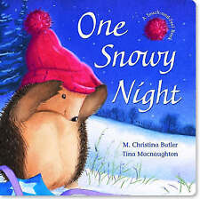 One Snowy Night, New, Butler, M. Christina Book