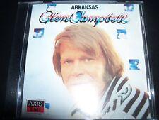 Glen Campbell Arkansas Rare Australian CD - Like New