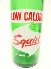 Vintage bottle ringer SQUIRT soda pop dated 1956 unused new old stock n-mint