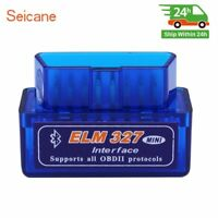 ELM327 Obd2 V2.1 Bluetooth Car Diagnostic Scanner Android Torque Auto Scans Tool