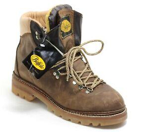 138 Schnürschuhe Wanderschuhe Leder High Ankle Boots Alpine Trapper Buffalo 44