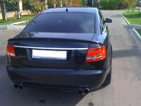 Audi A6 C6 Trunk Deck Lip Spoiler ABT Type Sedan Saloon 2004-2008
