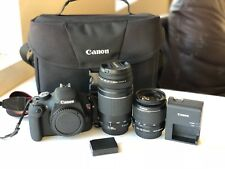 Canon EOS Rebel T5 18.0MP Digital SLR Camera w/18-55 & 75-300 Lenses 1,415 count