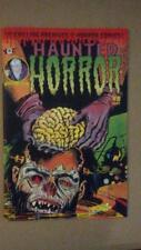 Haunted Horror #8 / Pre-Code Horror Comics Reprints / COLOR
