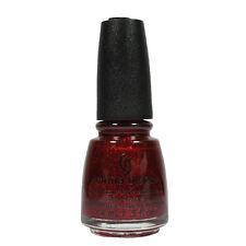 China Glaze Nail Polish Lacquer 70577 Ruby Pumps 0.5oz