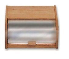 Portapane in legno-alluminio -