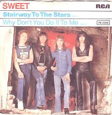 """7"" - SWEET - Stairway to the stars"