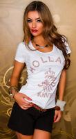 MISSY Shirt mit Strass Holland Gr.36-42