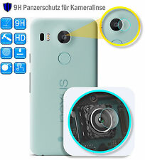 Orig. Kameralinse Objektiv HD+ 0.2mm Gorilla Panzerglas MAX Schutz LG Nexus 5X ✅