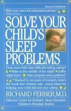 Solve Your Childs Sleep Problems by Richard Ferber 1986 Paperback