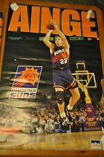 VINTAGE PHOENIX SUNS DANNY AINGE POSTER NEW IN WRAP NO PINS, TEARS, OR HOLES