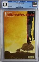 WALKING DEAD #193 CGC 9.8 1ST PRINT LAST ISSUE RICK GRIMES DEAD AMC TV SHOW 1