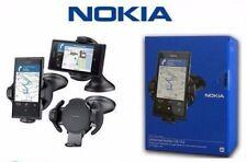 Support de voiture de GPS noirs Universel pour téléphone mobile et PDA Nokia
