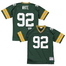 75801f3a66e Mitchell & Ness Vintage 1996 Green Bay Packers Reggie White 44 Large Jersey