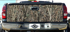 """TAILGATE CAMO DECAL MADE FROM 3M WRAP VINYL 66""""x27"""" TRUCK CAMO TREE CAMOUFLAGE"""