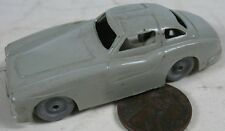 1950's Hard Plastic Ingap Made in Italy Mercedes 300 SL Car