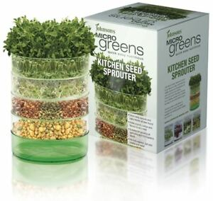 Johnsons Microgreens Kitchen Seed Sprouter
