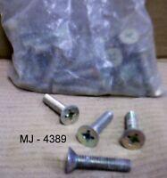 Bag of Phillips Head Machine Screws - P/N: MS35190-308 REV F (NOS)