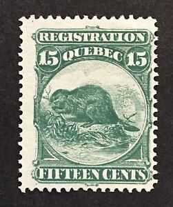 Lot16 Quebec Registration QR6 MNG