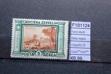 FRANCOBOLLI ITALIA REGNO ZEPPELIN 5L NUOVI**  (F101124)