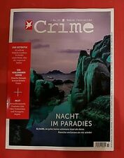 Stern Crime #33 Okt/Nov 2020 Nacht im Paradies  ungelesen