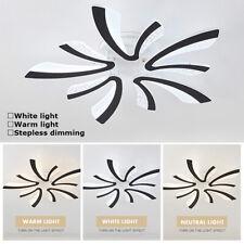 Led Ceiling Light Pendant Lamp Hallway Living-room Dimmable Remote Fixture Uu