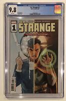 Dr. Strange #1 CGC 9.8 - Doctor 2020 Mark Waid