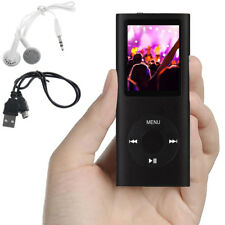 Digital LCD Screen Mp3 Mp4 Player 64Gb Max Media Video Radio Fm Voice Record Hot