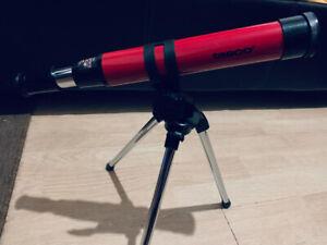 Tasco 30 Power Telescope With Table Top Tripod 30 MM Objective Lens UK STOCK