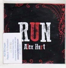 (GD121) Alex Hart, Run - 2014 DJ CD