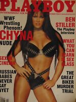 Playboy November 2000 | Chyna     #X-10 353