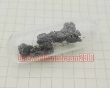 1g High Purity 99.99% Pure Boron Crystals Element Sample in Glass Ampoule